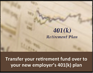 Transfer 401(k) to new job