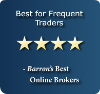 Barron's Best Online Brokers